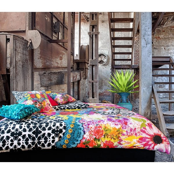 Obliečky na jednolôžko Melli Mello Zaira, 140 x 200 cm