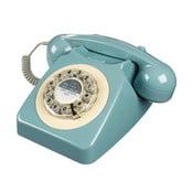 Retro funkčný telefón Serie 746 French Blue