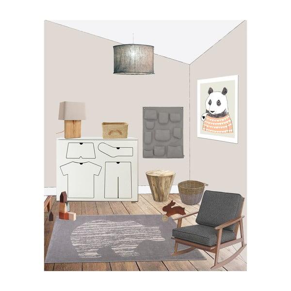 Detský koberec Nono, 100x150 cm