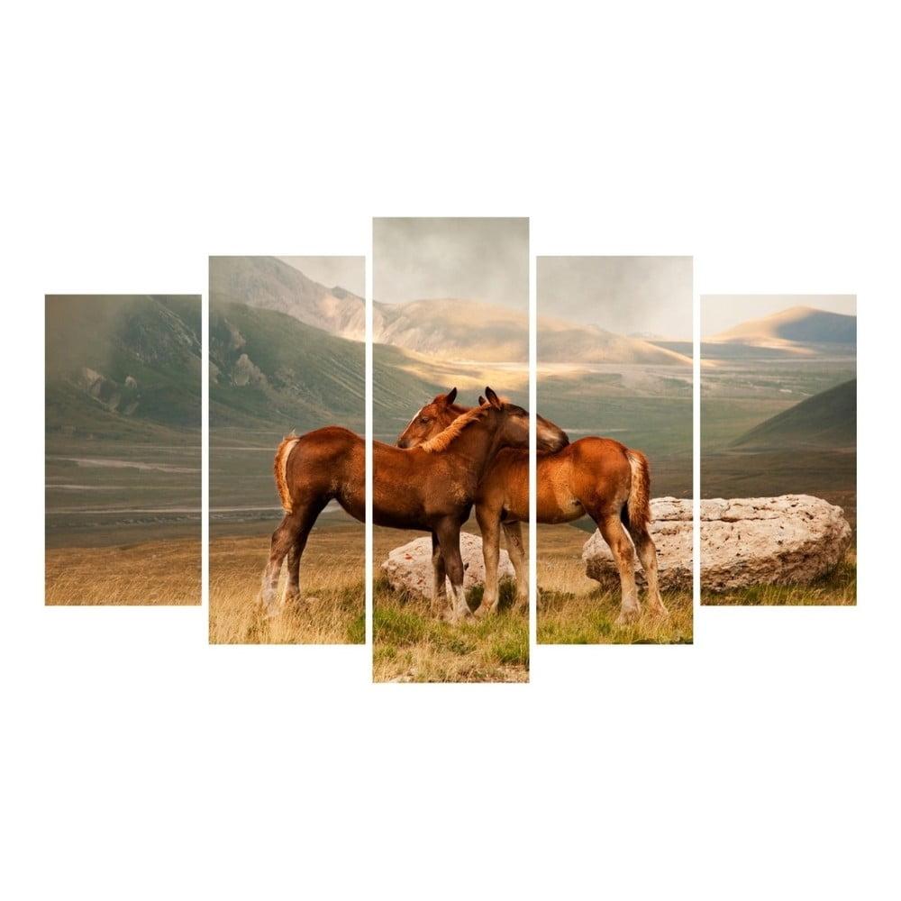 Viacdielny obraz 3D Art Quliya, 102 × 60 cm