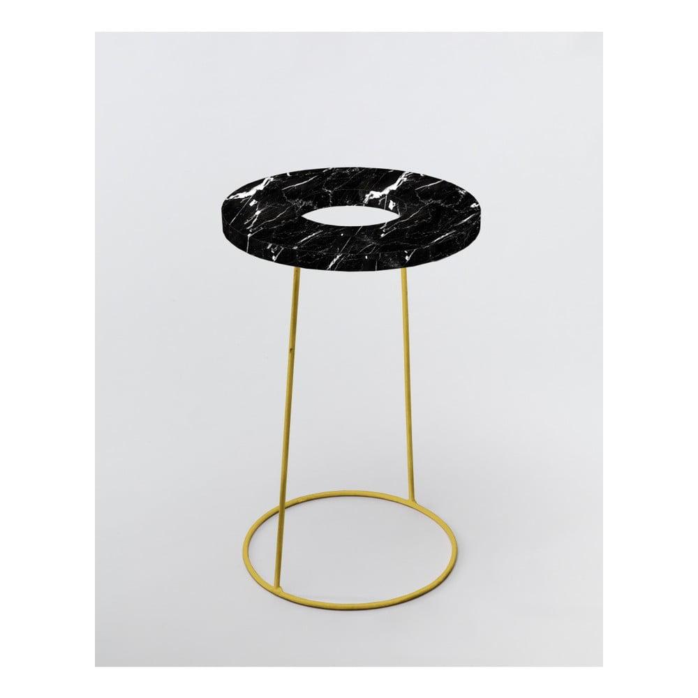 Čierny stojan na dáždniky/kvetináč Really Nice Things