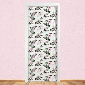 Samolepka na dvere LineArtistica Kate, 80×215cm