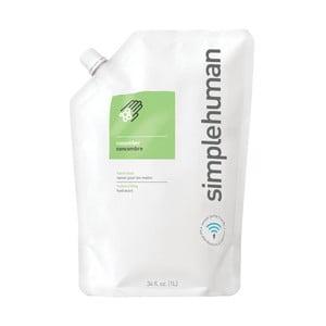 Hydratačné tekuté mydlo simplehuman s vôňou uhorky