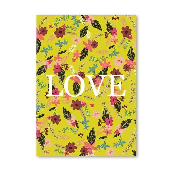 Plagát od Mia Charro - Love Nature
