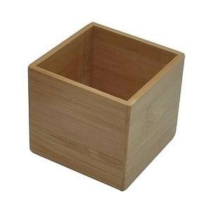 Bambusový organizér, 7x7 cm
