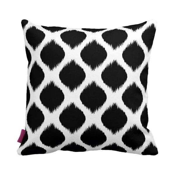 Čierno-biely vankúš Homemania Black&White, 43×43cm