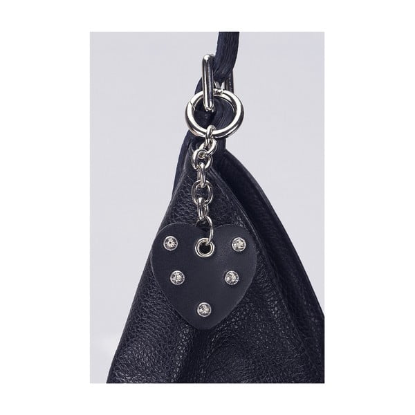 Kožená kabelka Giorgio Costa 15007 Blue