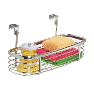 Kovový košík na kuchynské dvierka InterDesign Axis Tray
