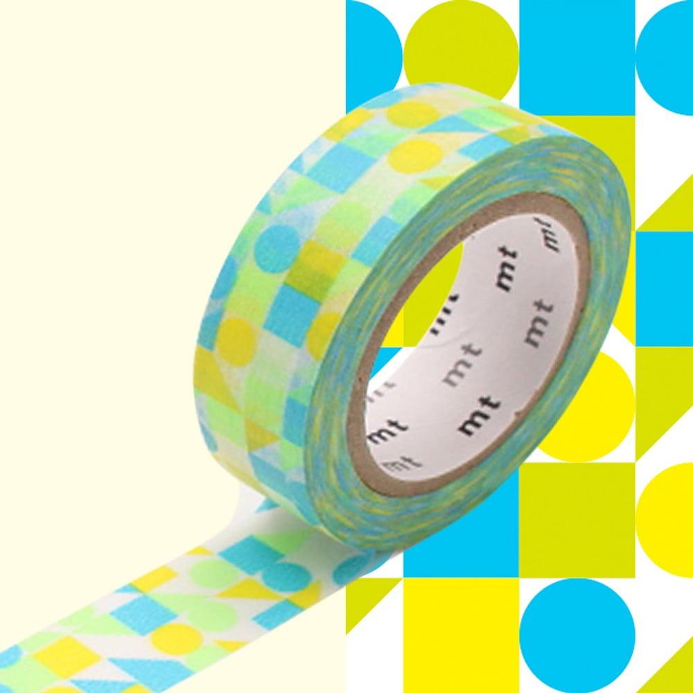 Washi páska MT Masking Tape Adelaide, návin 10 m