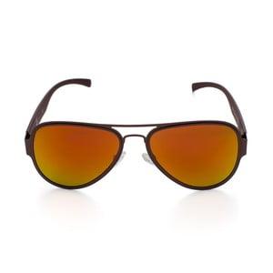 Okuliare s hnedými obrúčkami Woox radiatus