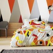 Bavlnené obliečky Flash Mandarine, 140x200cm