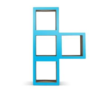 Kartónová knižnica Bit Ti Blue