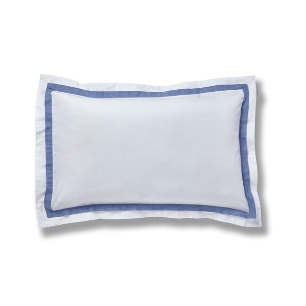 Modro-biele obliečky Bianca Chambray, 200 x 200 cm