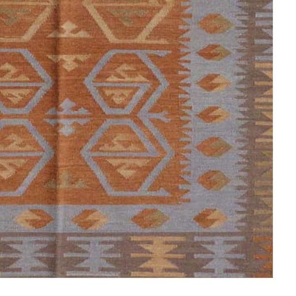 Vlnený koberec Kilim no. 726, 155x240 cm