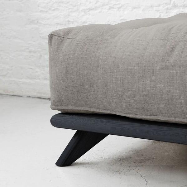 Podnožka Senza Black/Granite Grey