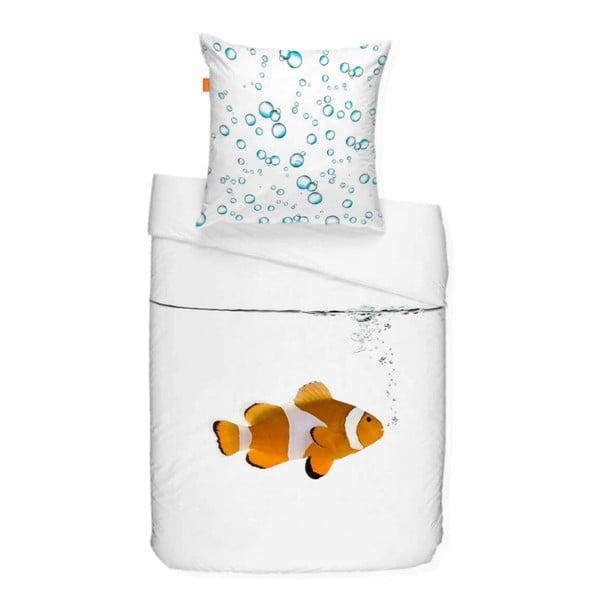 Obliečka na paplón Clownfish, 140x200 cm