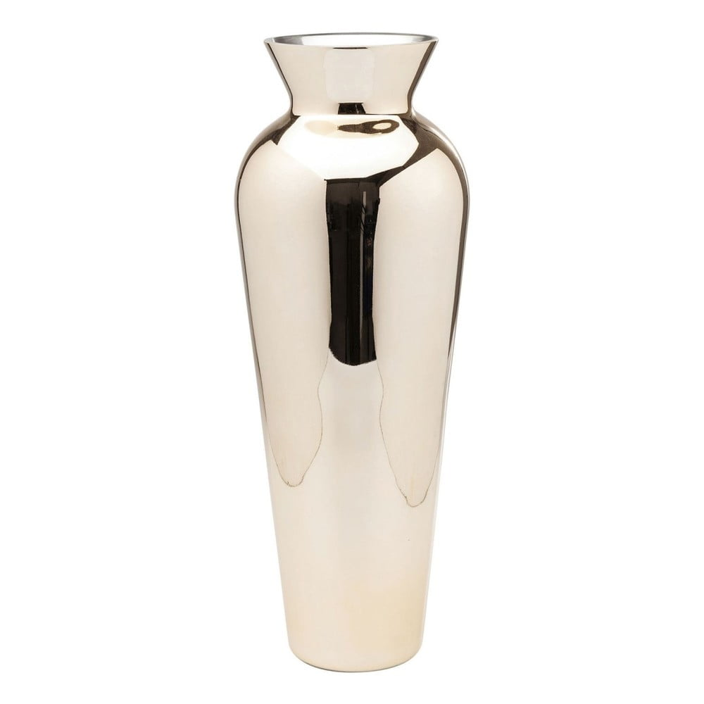 Váza Kare Design Goldfinger Belly, 59 cm