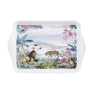 Podnos Ashdene Jungle Kingdom Big Cats, dĺžka 21 cm