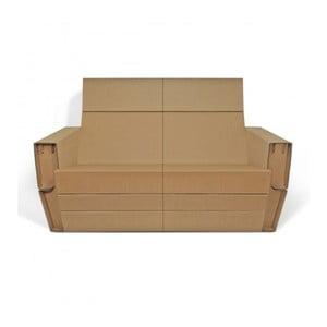 Kartónový gauč Coucher