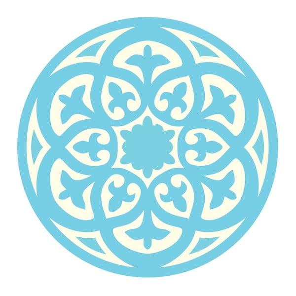 Samolepky Mandala Light Blue