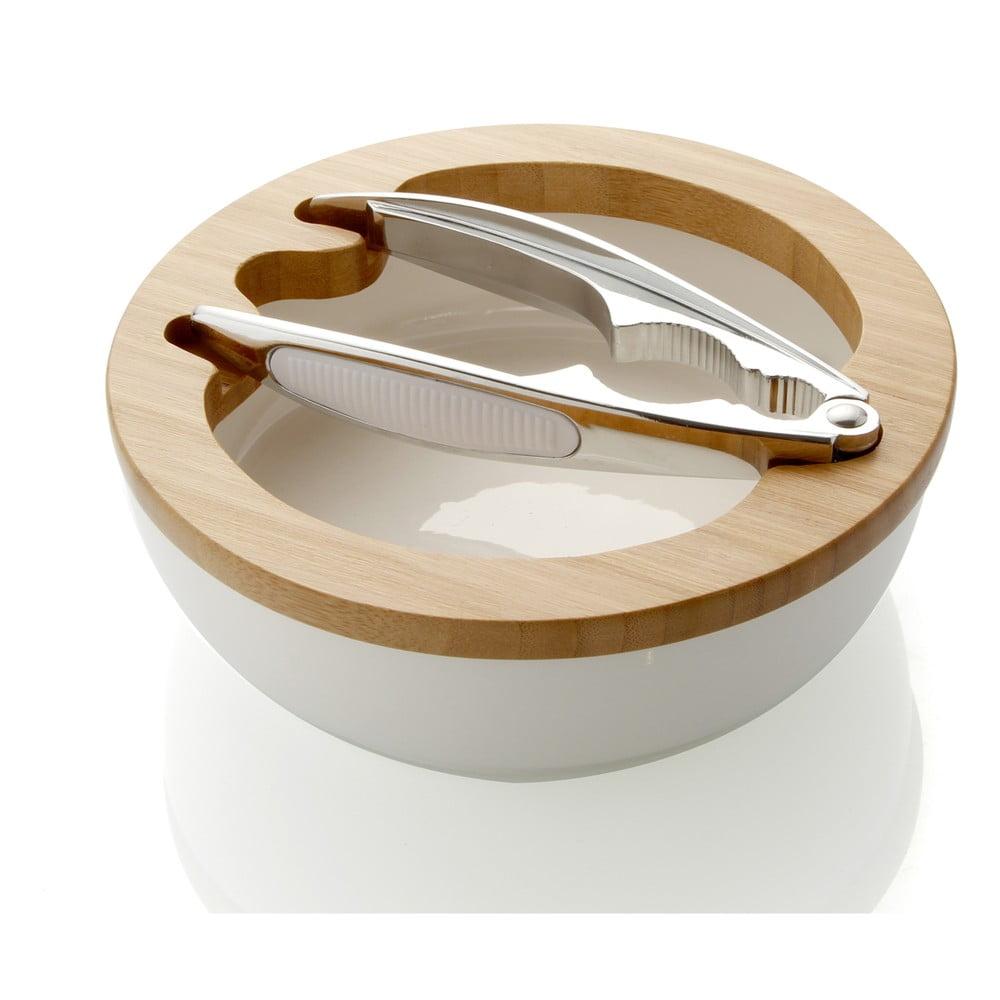 Miska s luskáčikom na orechy Brandani Cass