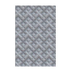 Koberec z vinylu Origami Gris, 70x100 cm