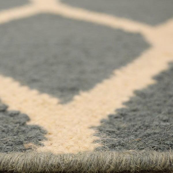 Ručne tkaný koberec Kilim JP 38, 90x150 cm
