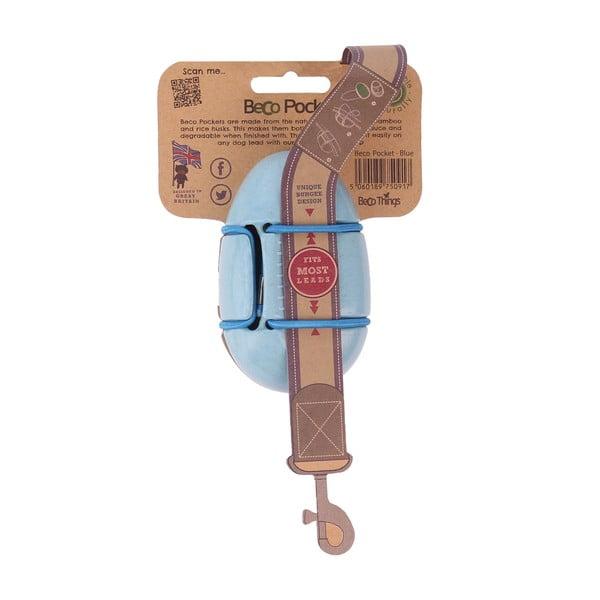 Vrecko na venčiace potreby Beco Pocket, modré