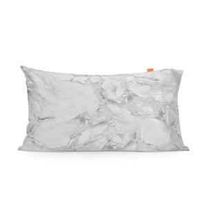Sada 2 bavlnených obliečok na vankúš Blanc Essence Marble, 50×80 cm