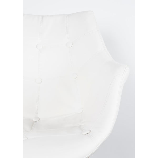 Stolička Eleven White Beech