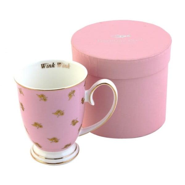 Hrnček v darčekovej krabičke  Miss Petticoat Pink