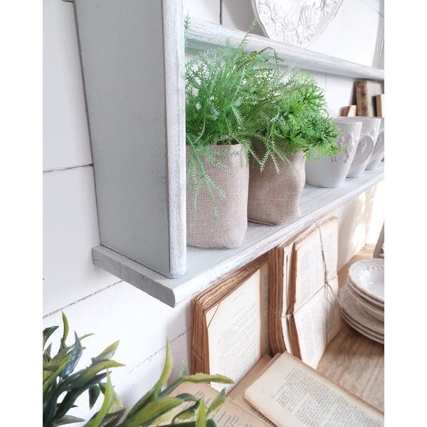 Nástenná polica Orchidea Milano Whites
