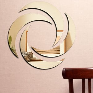 Dekoratívne zrkadlo Kruh