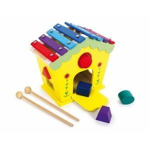 Drevený hrací domček Legler Dodoo
