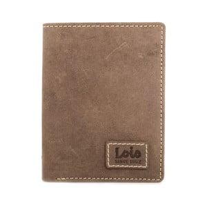 Kožená peňaženka Lois Simple, 11x8 cm