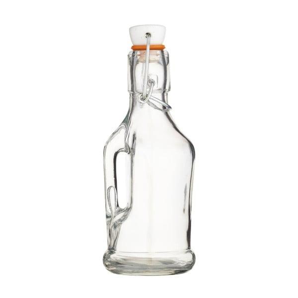 Fľaša s keramickou zátkou Kitchen Craft Home Made, 210ml
