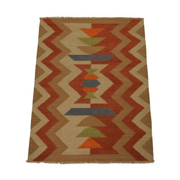 Ručne tkaný koberec Kilim 15, 140x200 cm