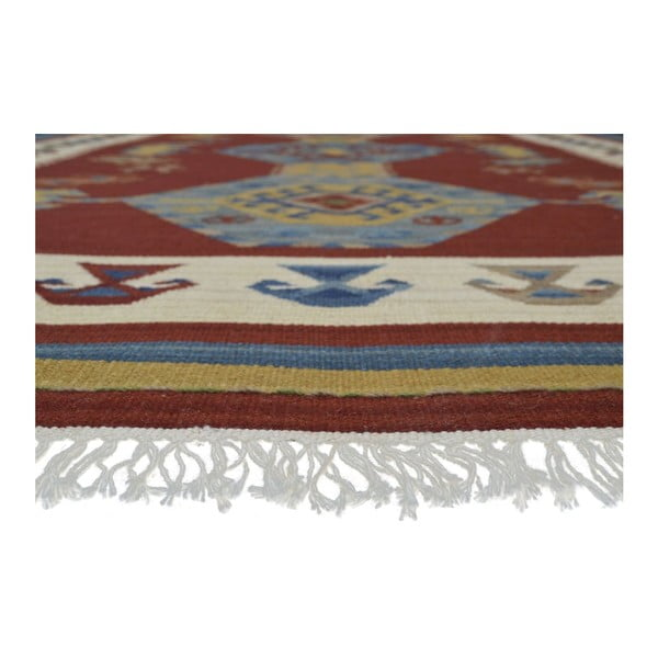Ručne tkaný koberec Kilim Classic AK06 Mix, 170x230 cm