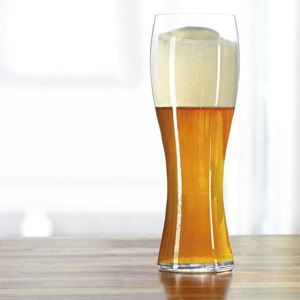Sada 4 pohárov na pivo Hefeweizen