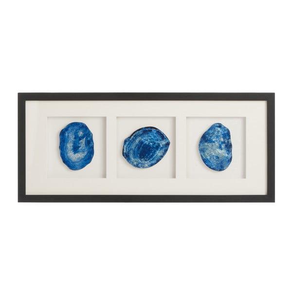 Obraz s achátom Agate, 75x30 cm