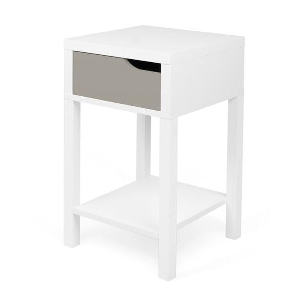 Nočný stolík Side Table Grey