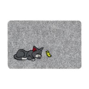 Rohožka Hamat Flocky Cat, 40x60cm