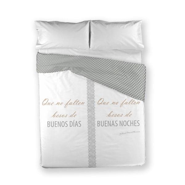 Obliečky Buenos Dias Gris, 240x220 cm