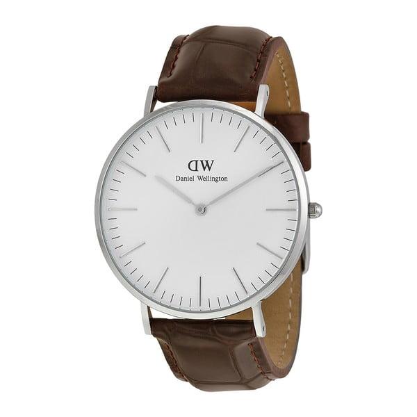 Pánske hodinky Daniel Wellington York Silver