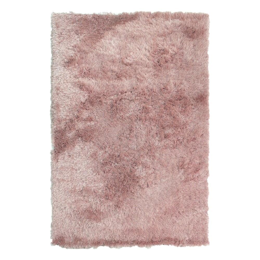 Ružový koberec Flair Rugs Dazzle, 120 × 170 cm