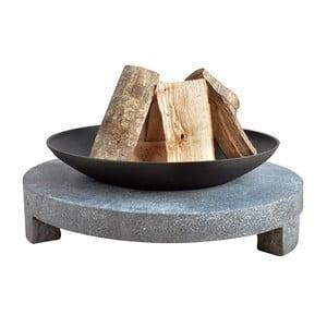 Ohnisko na granitovom kruhu Esschert Design