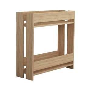 Príručný stolík v dekore dubového dreva Massi Oak