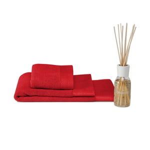 Set uteráka, predložky a difuzéra Pure Red