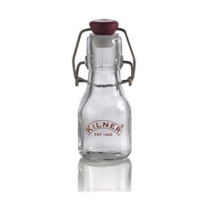 Minifľaša na dresing s klipom Kilner, 70ml