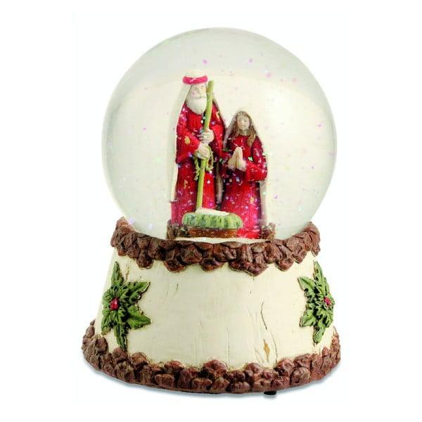 Snehová guľa Nativity